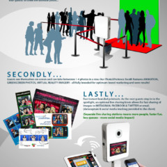 Our Superbooth & PhotoboothXperience booths explained
